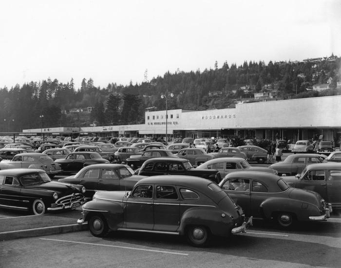 vancouver 1950s park royal