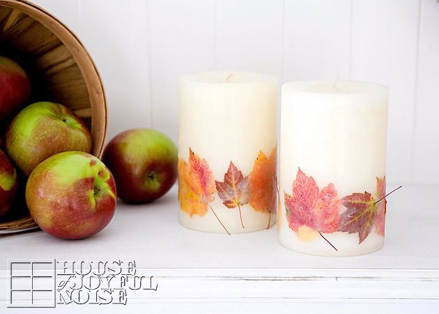 Fall-candles-real-leaves-compressed