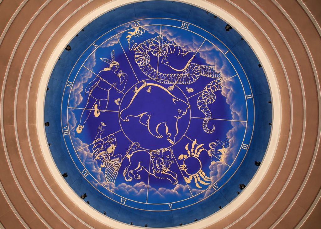 MississaugaPublicArt_Great Bear and the Seven Hunters1