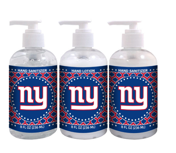 NFL home decor bath set