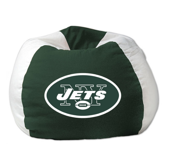 NFL home decor bean bag chair