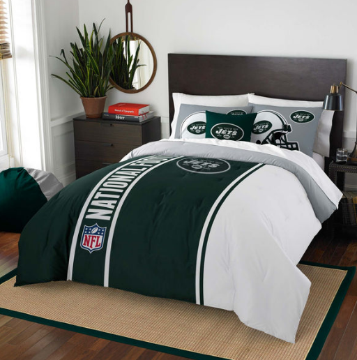 NFL home decor comforter