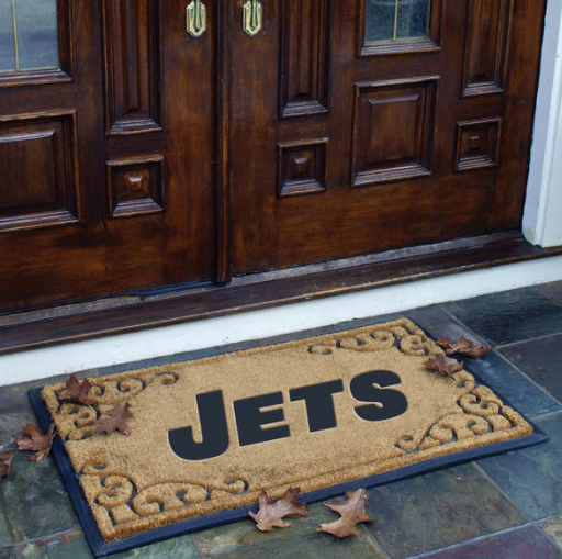NFL home decor door mat