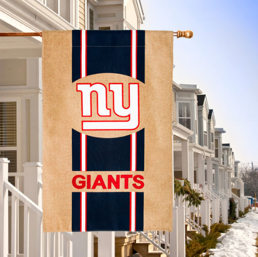 NFL home decor house flag