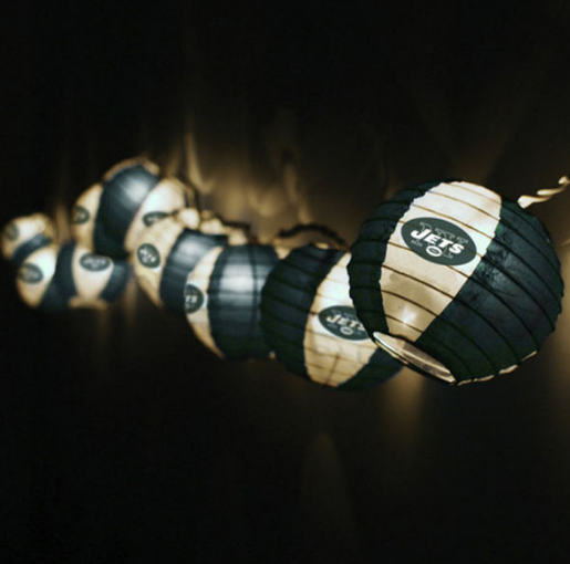 NFL home decor string lights