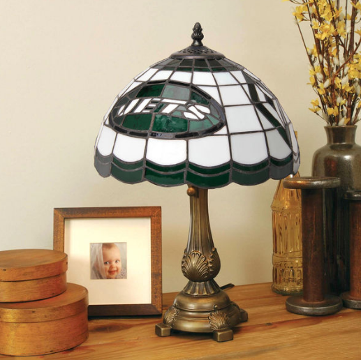 NFL home decr tiffany lamp