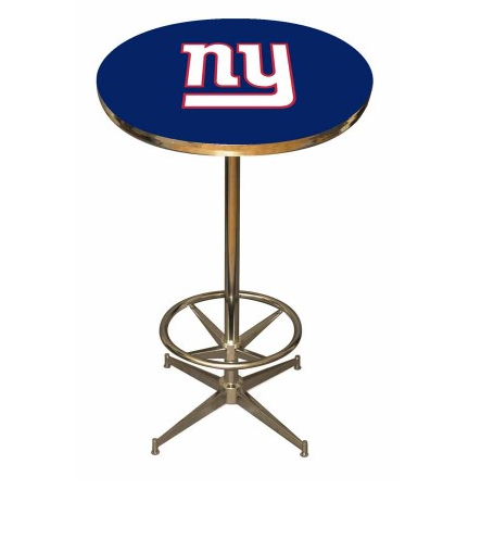 NFl home decor bar stool