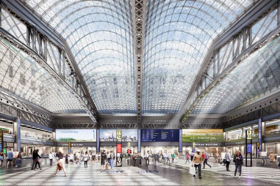 Penn Station overhaul 1