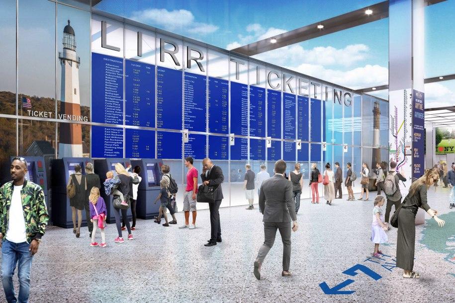 Penn Station overhaul 2