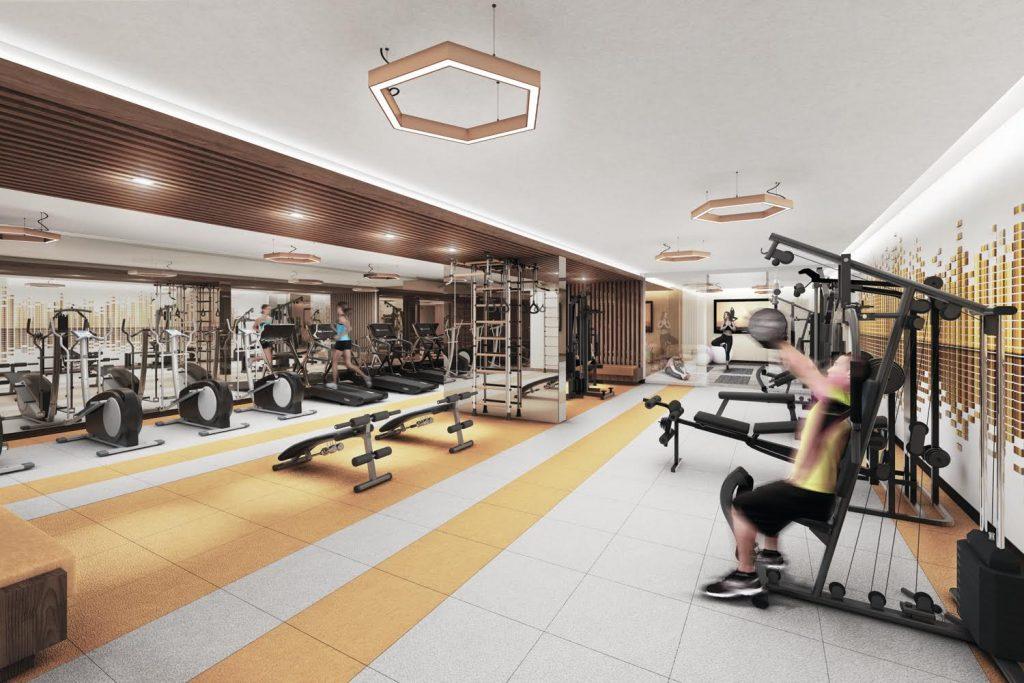 SonicCondos_FitnessCentre