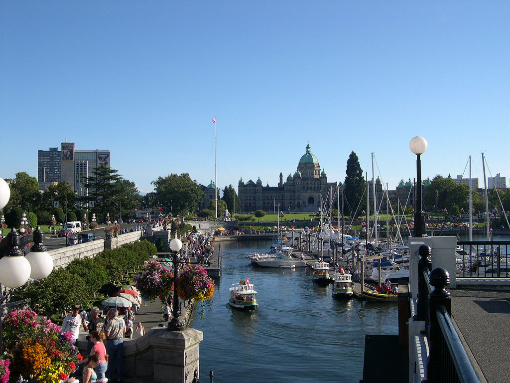 Victoria ousts Calgary to become one of Canada's three wealthiest cities
