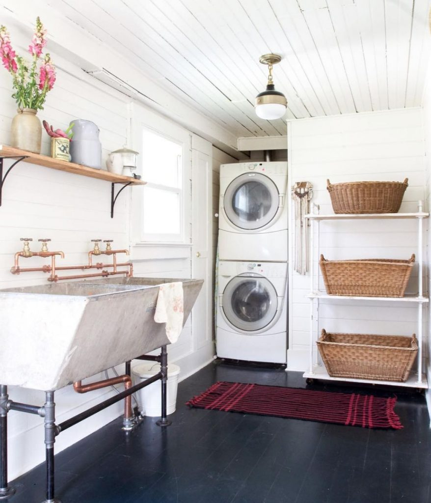 farmhouse laundry