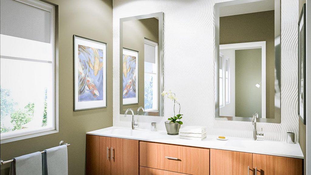 station house bathroom