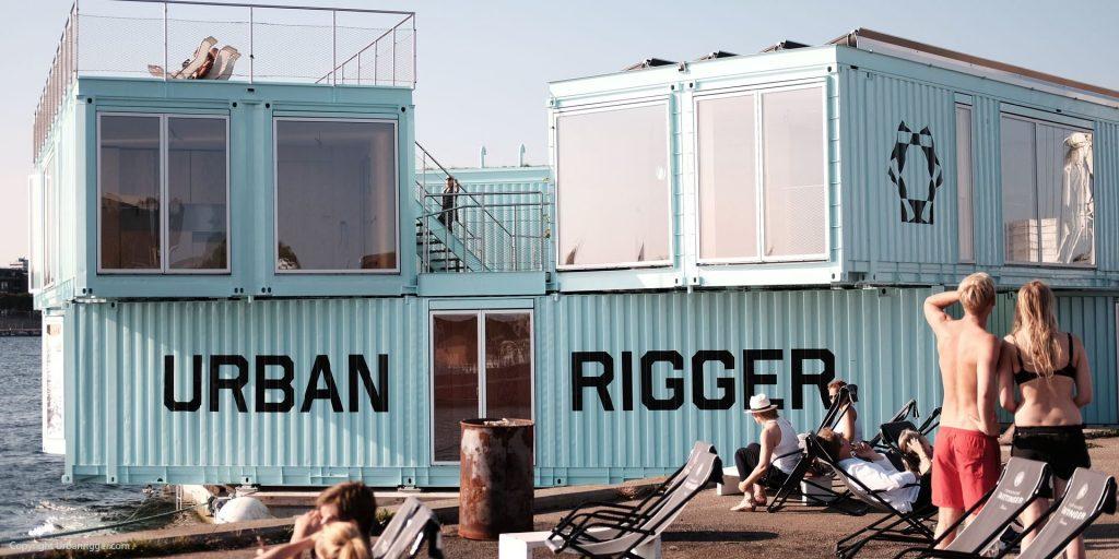 urban rigger exterior