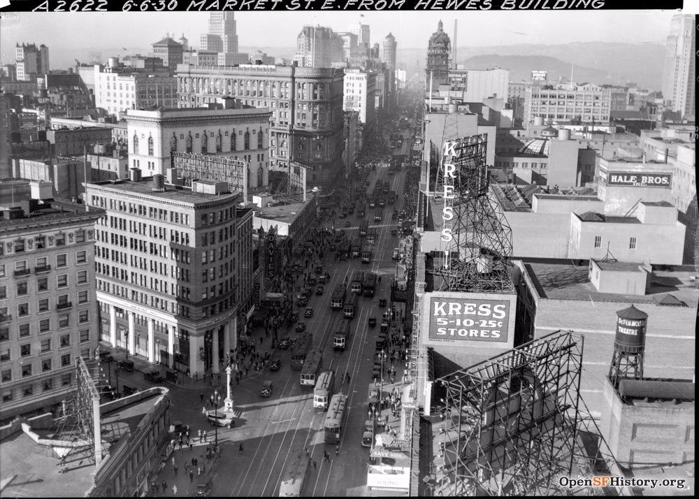 SF depression market street