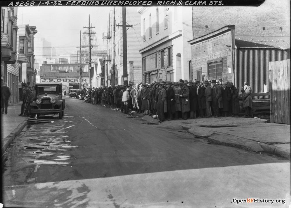 SF depression ritch street