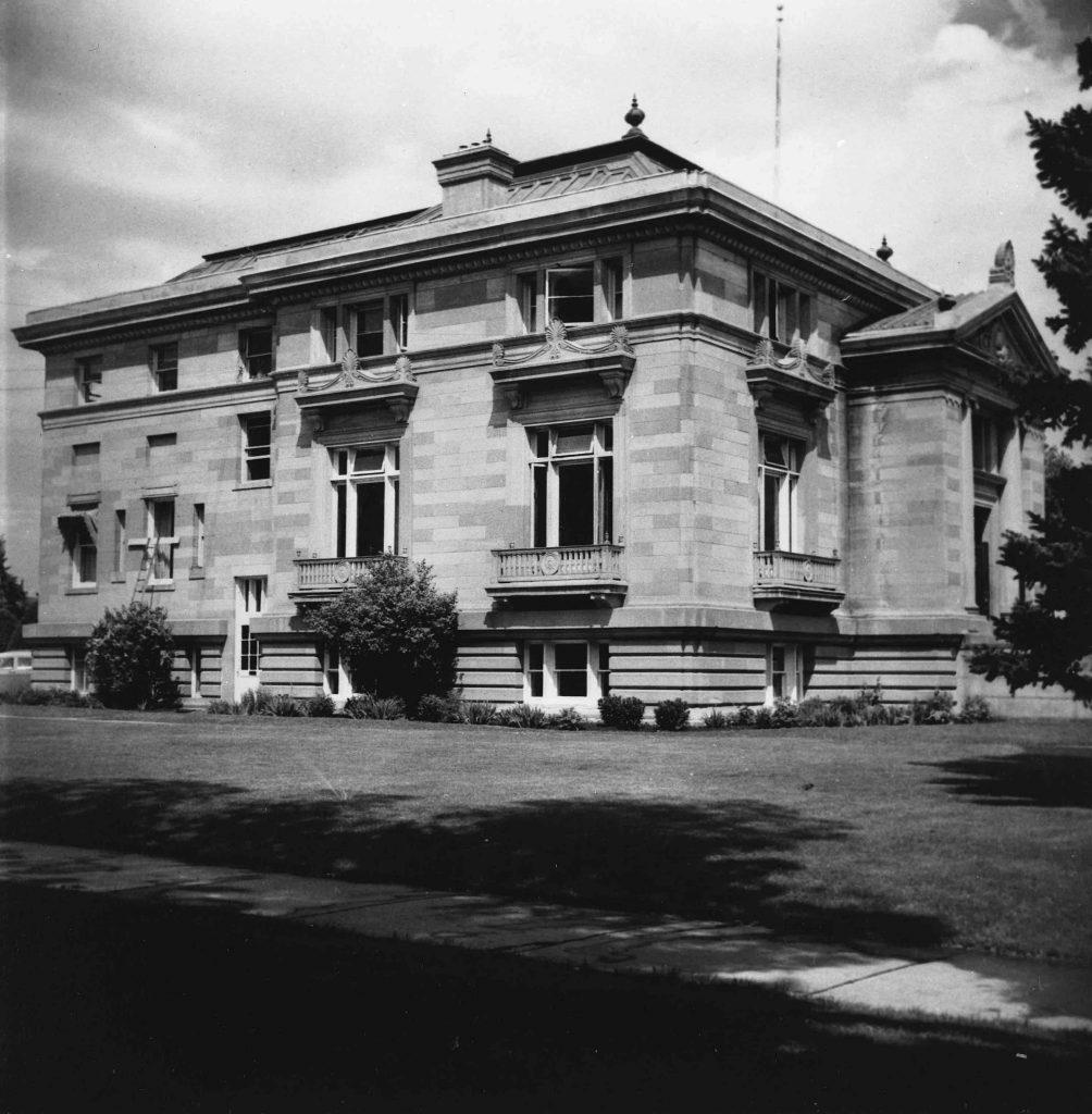 calgary 1950s library