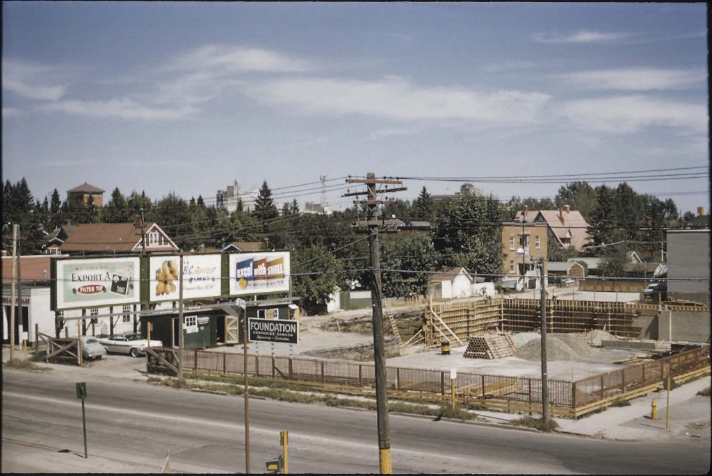 calgary 1950s loblaws