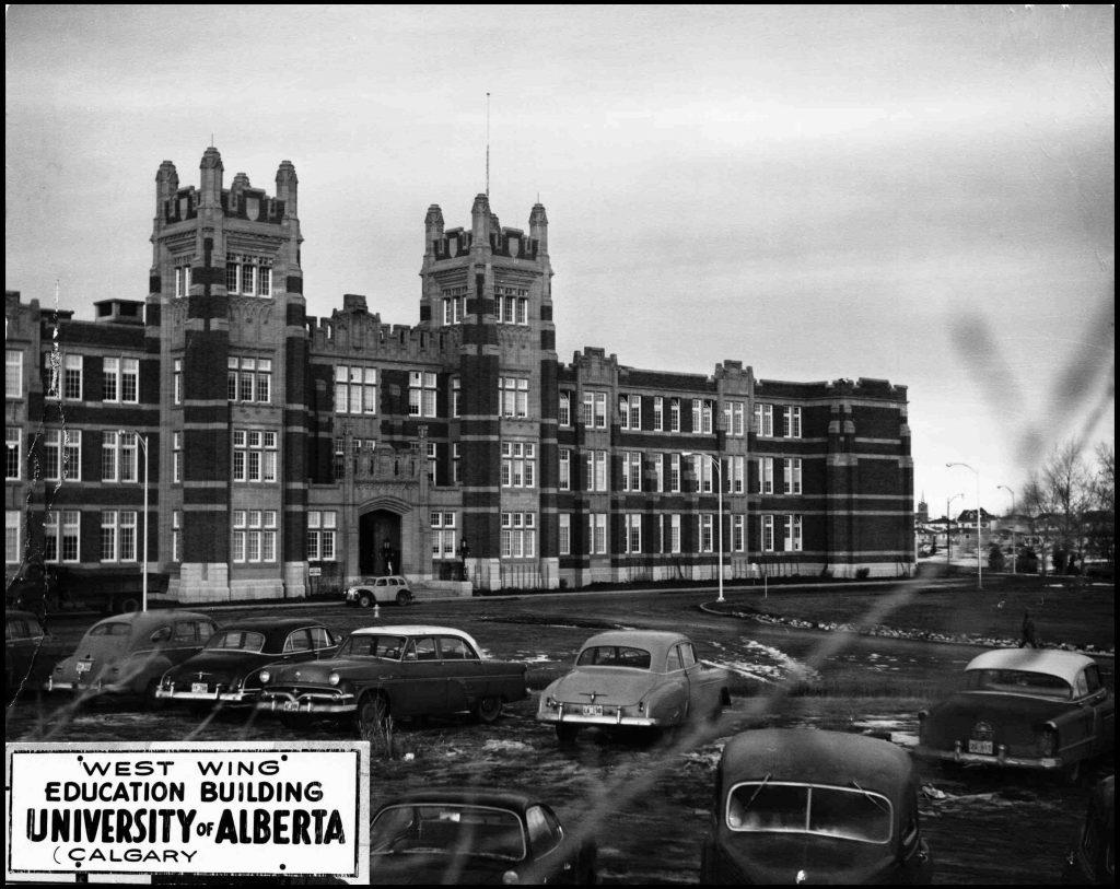 calgary 1950s university 2