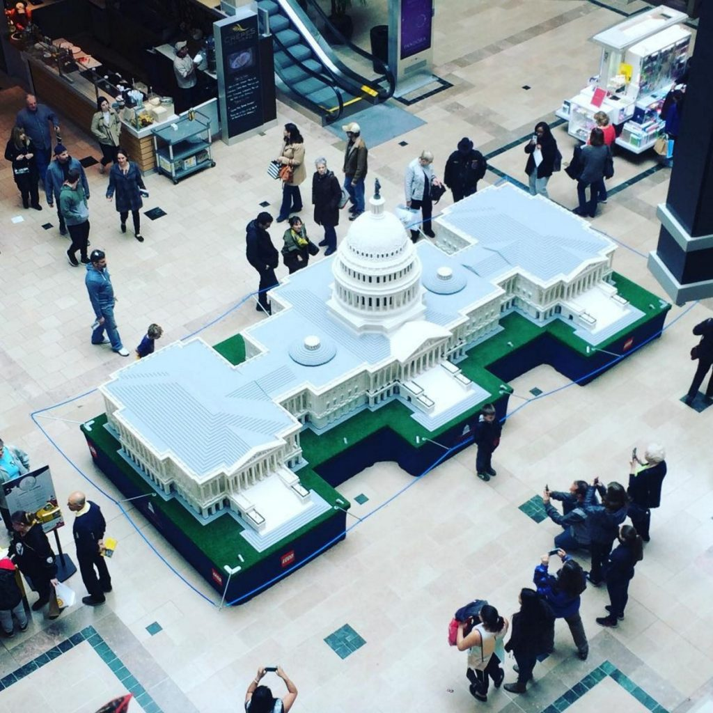 lego capitol building