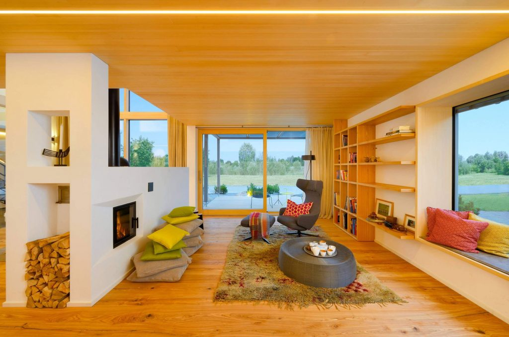 modern fireplace-min