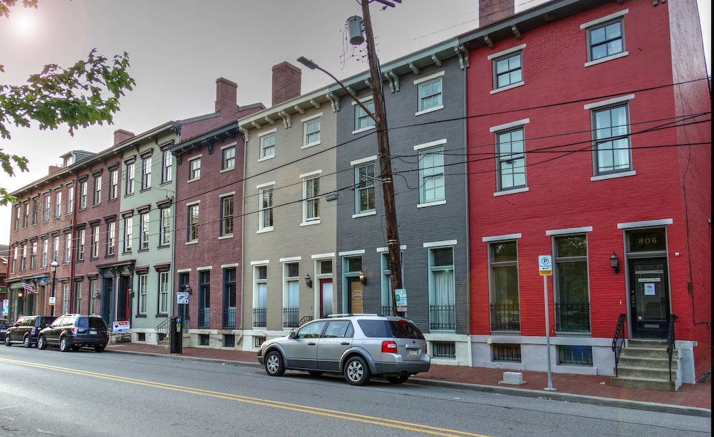 pittsburgh row houses