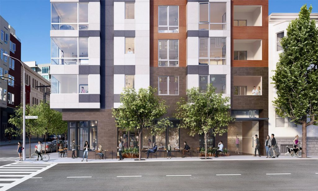 top SF developments one franklin