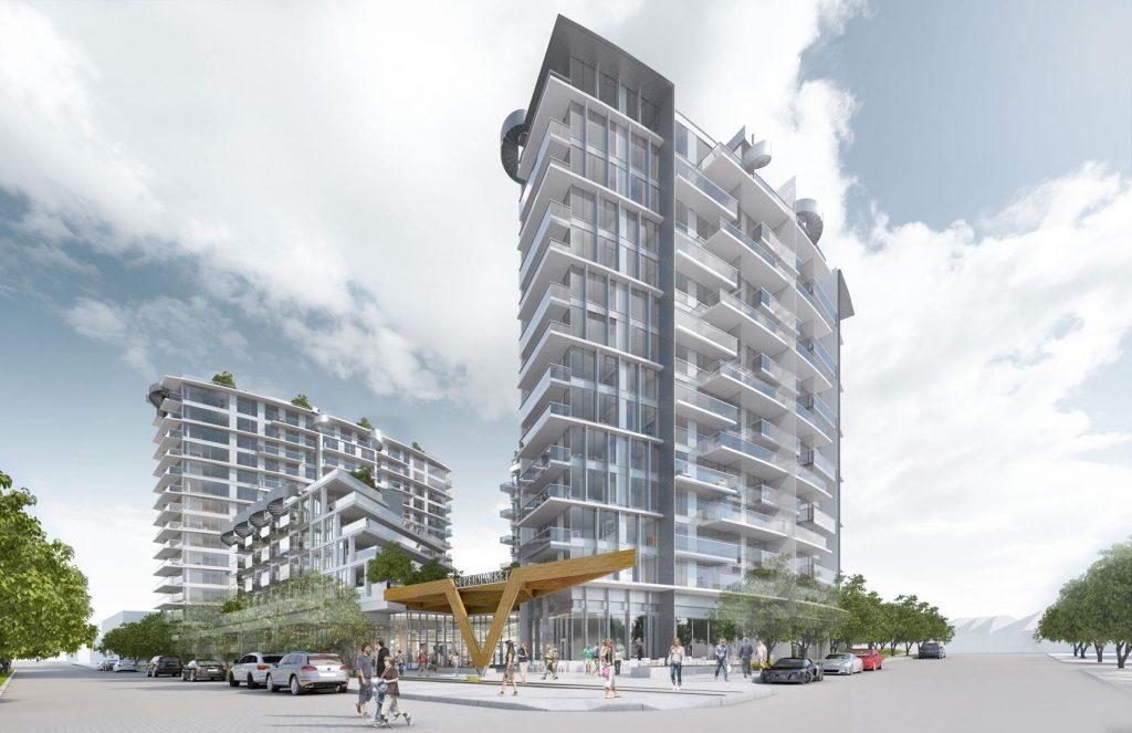 vancouver developments kensington