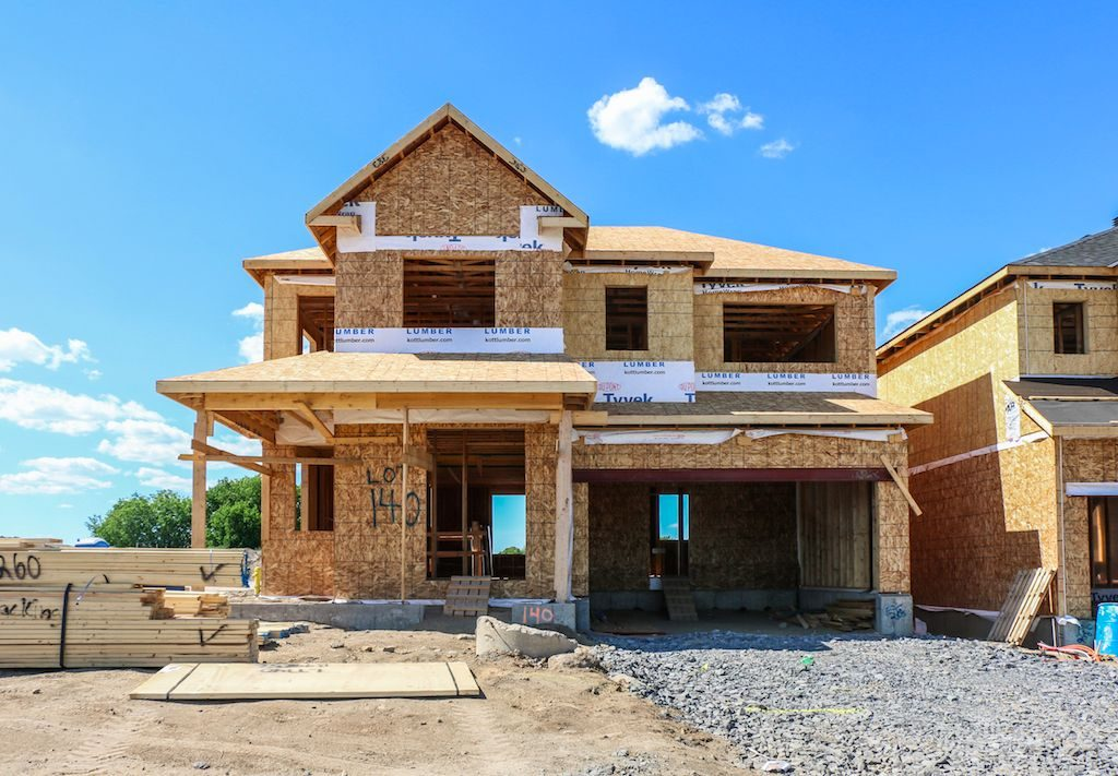 Canadian housing starts October