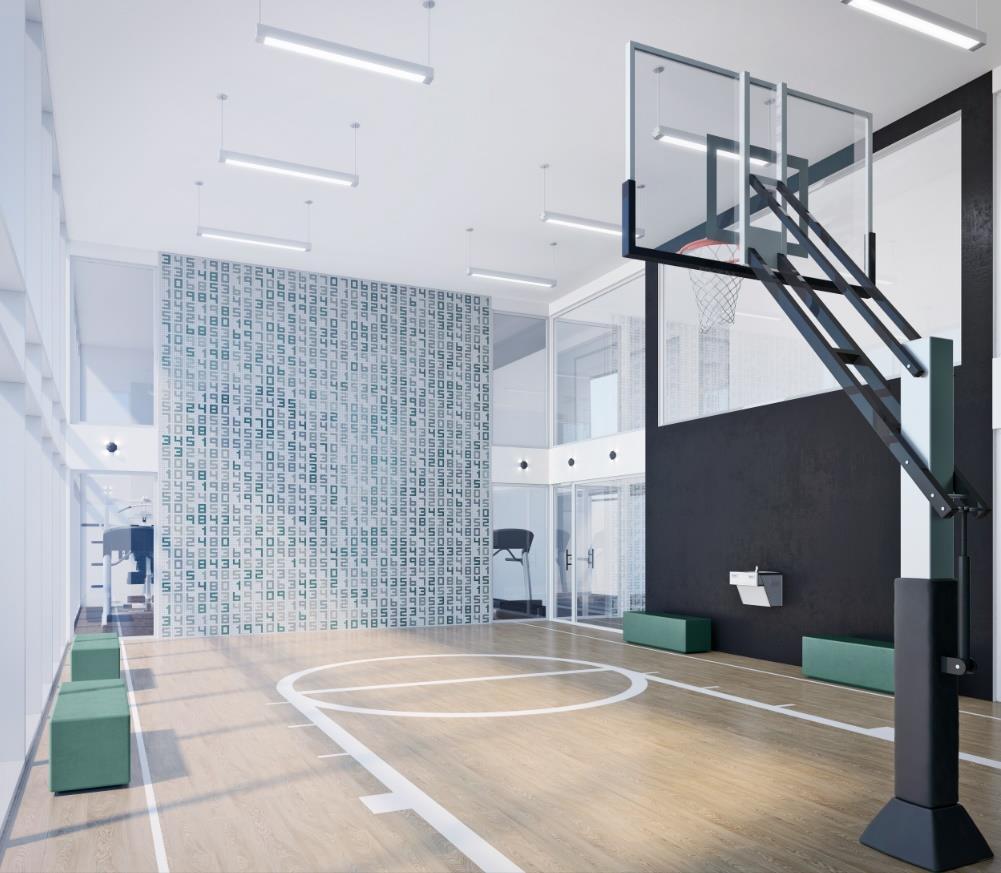 RPP III gym