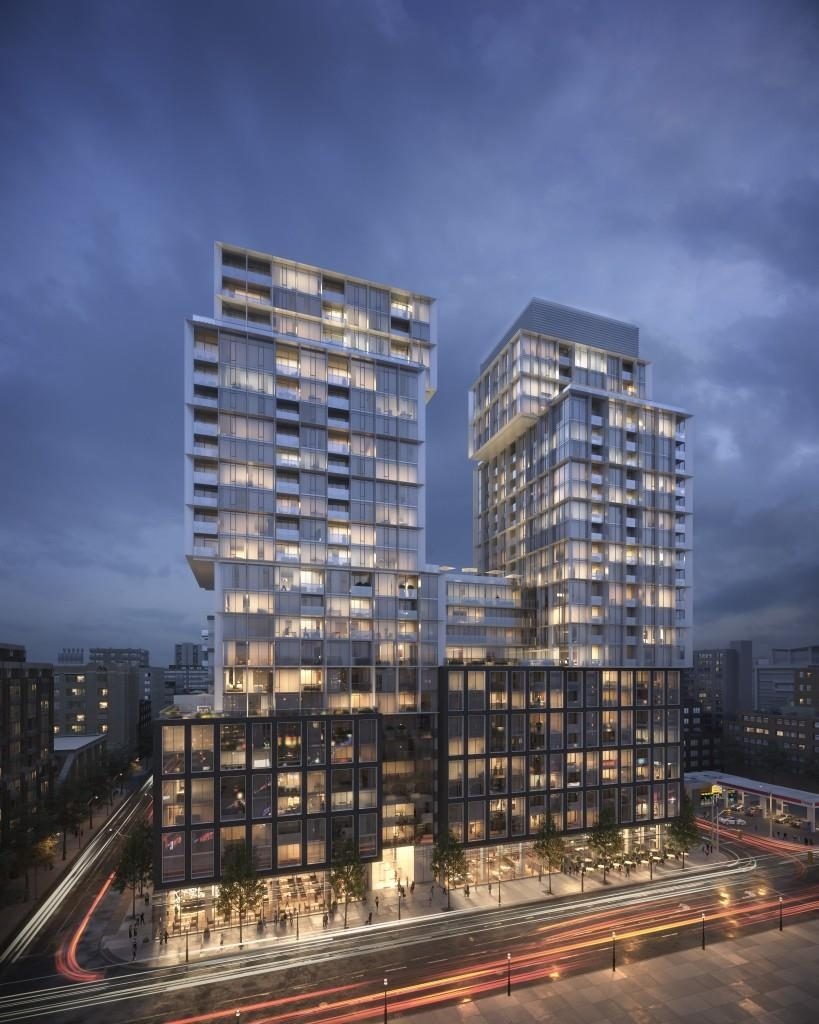 St Lawrence Condominiums