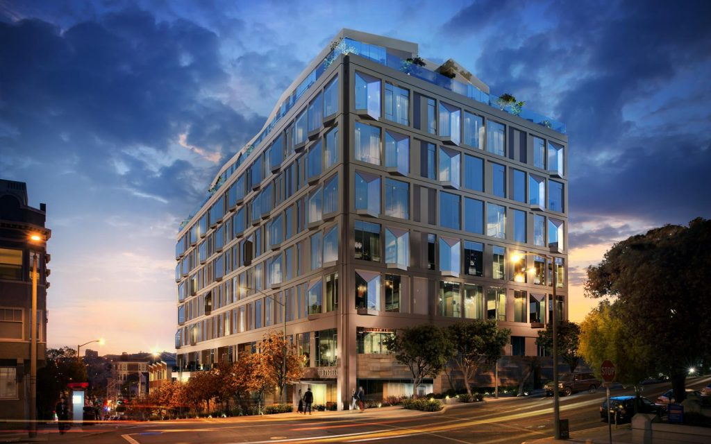 top SF developments pacific
