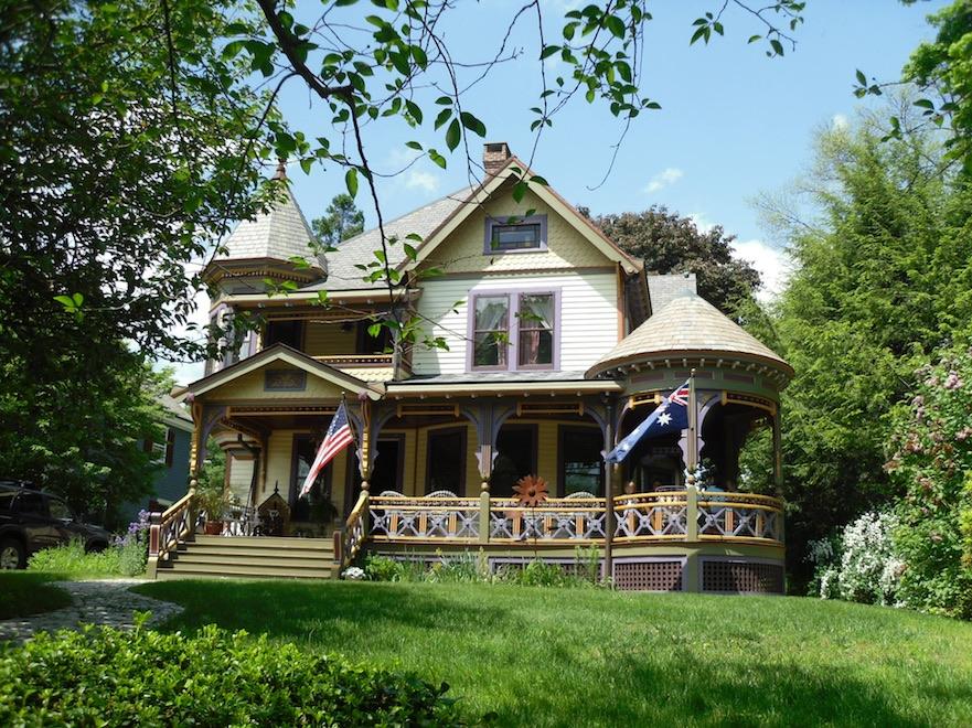 upstate ny victorian house