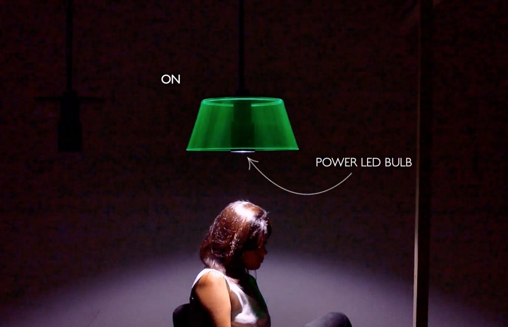 3D lamp 1