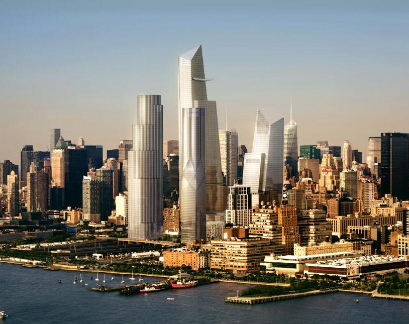 Fifteen Hudson Yards
