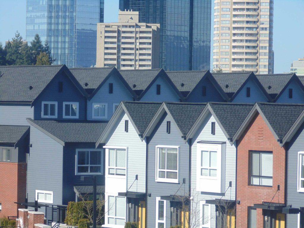metro vancouver density