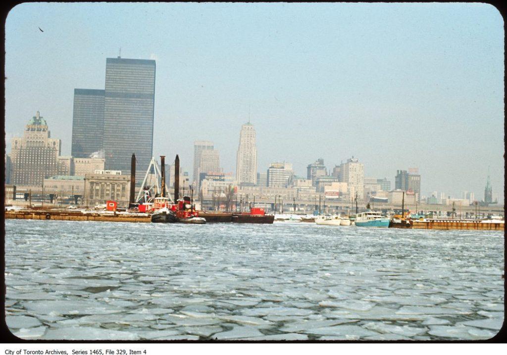 Views of port area.. - 1976-1976