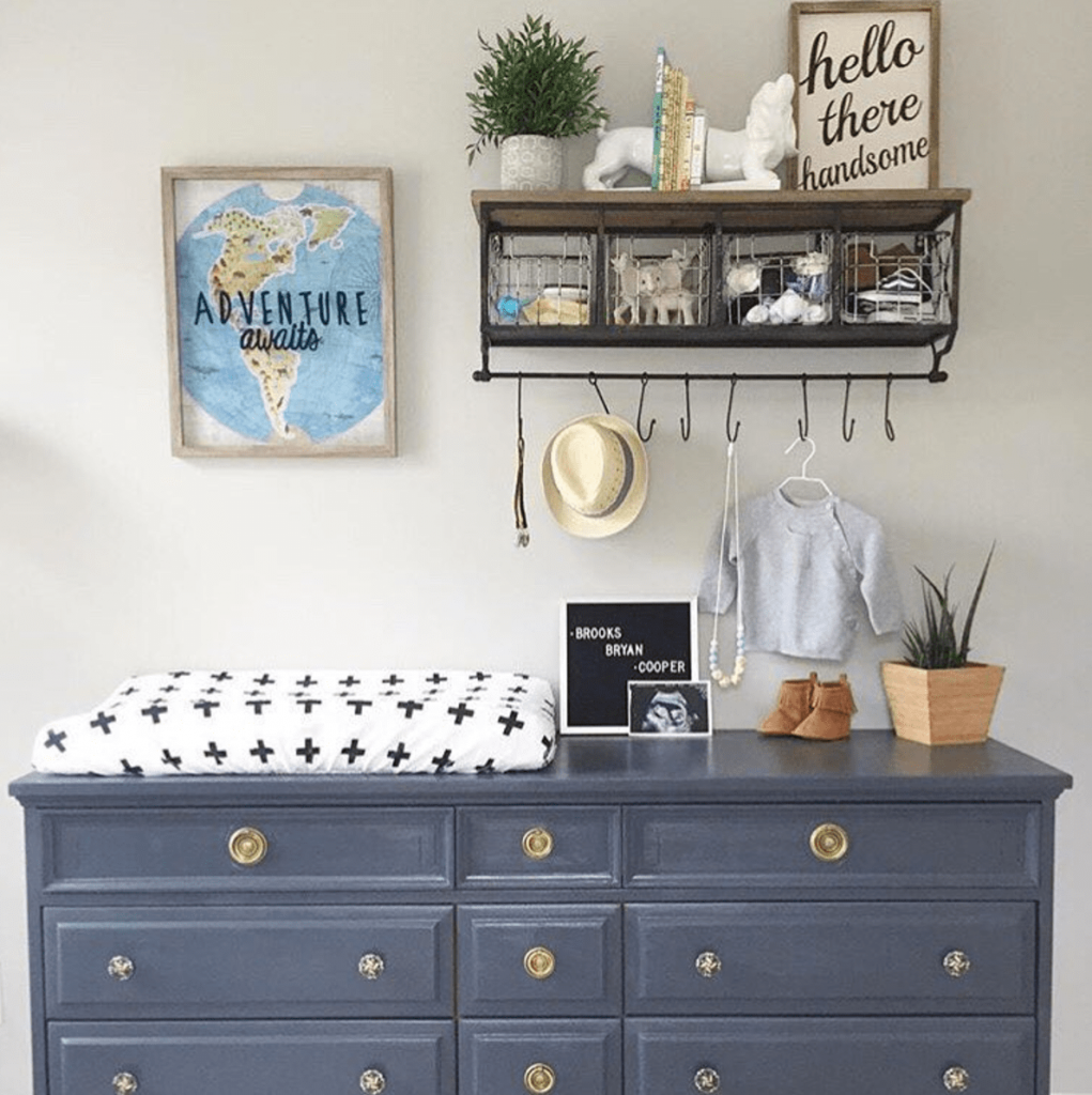 19 Nursery Decor Ideas That Will Make You Say Oh Baby