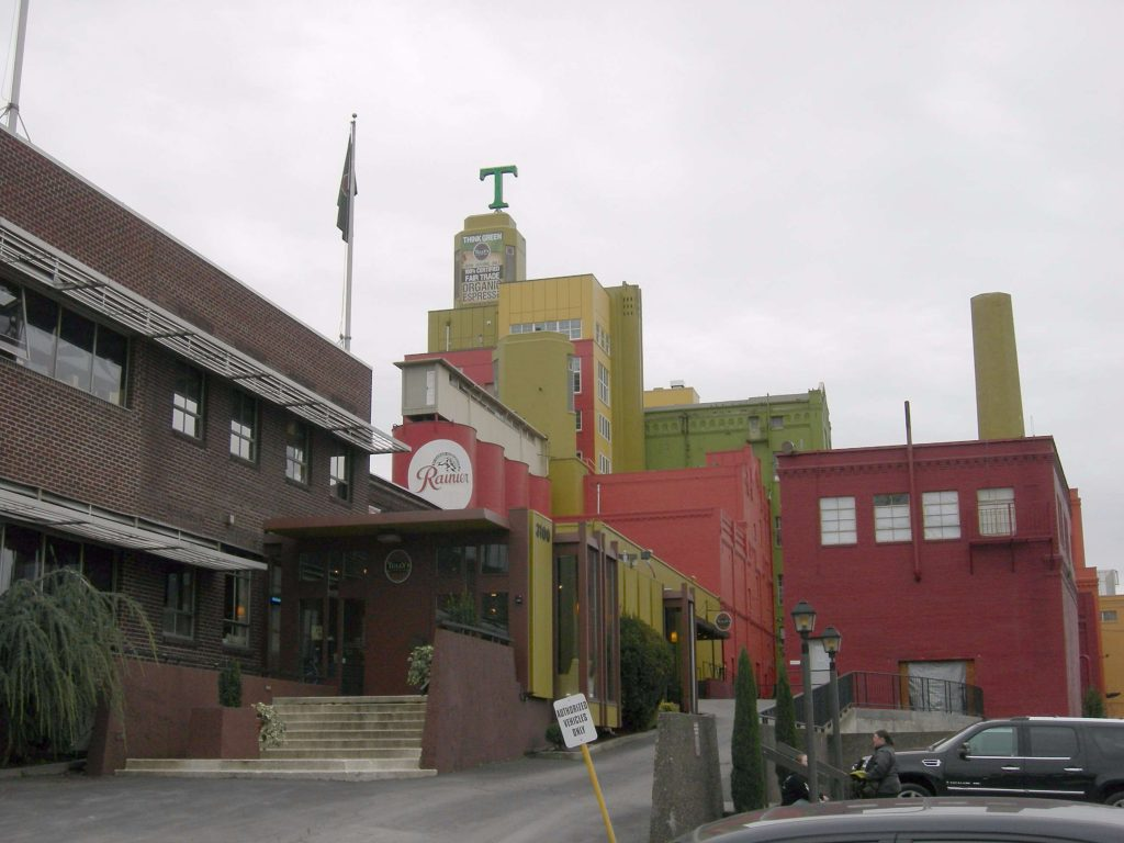 rainier brewing