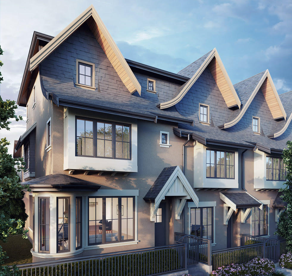 shaughnessy residences exterior