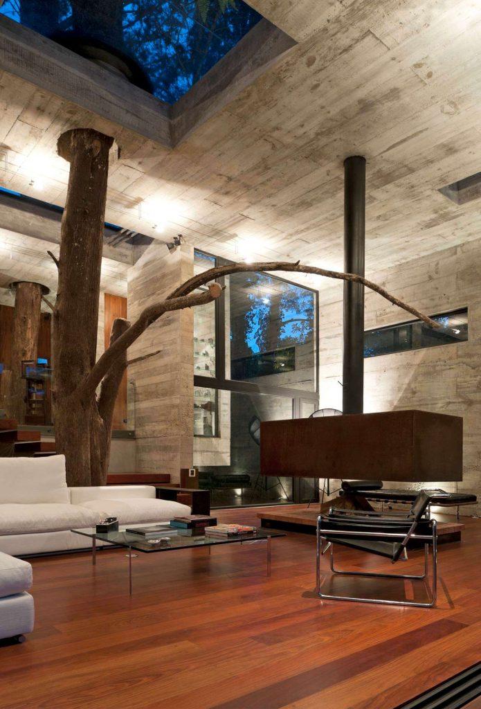 tree-compressed