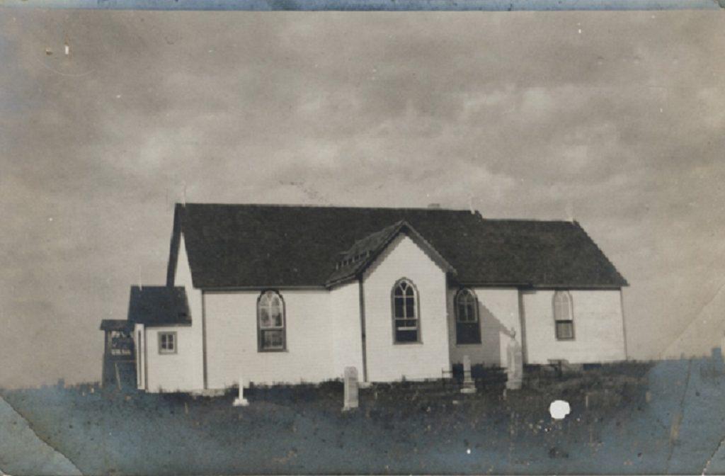 Anglican Church Headingley