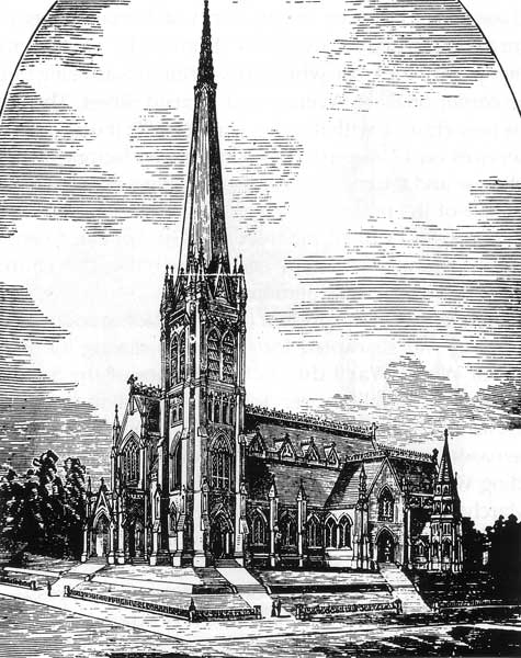 Holy Trinity Anglican Church 1884