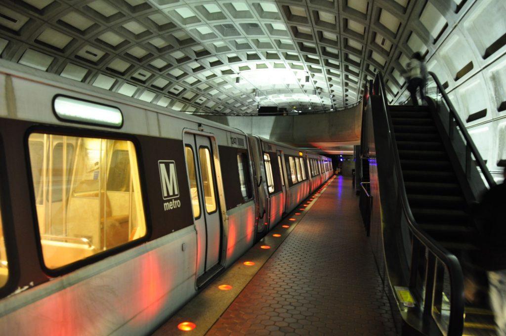 Metro Station DC