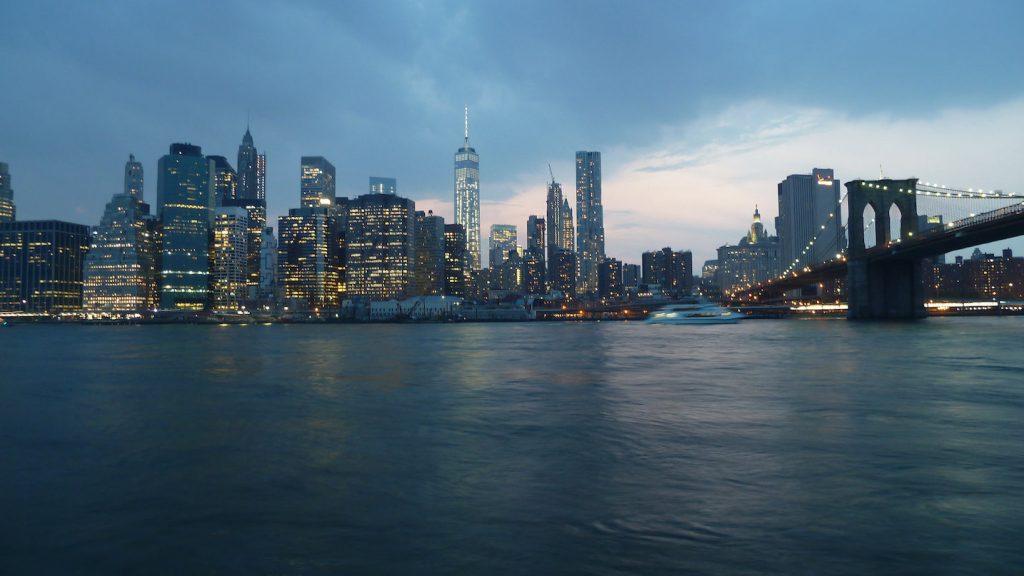NYC Downtown Manhattan
