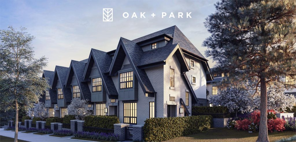 Oak and Park by Alabaster Homes