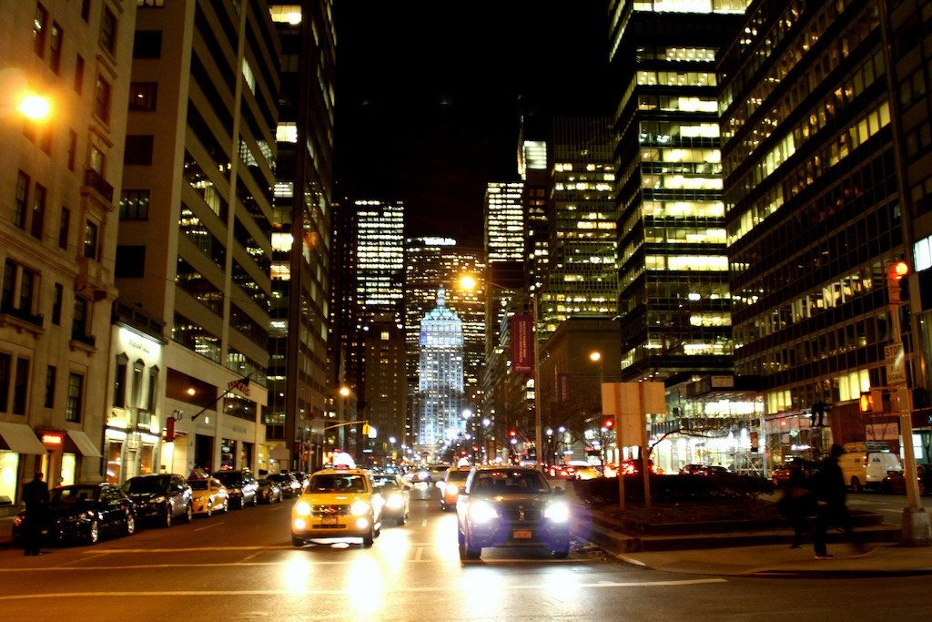Park Ave NYC Manhattan