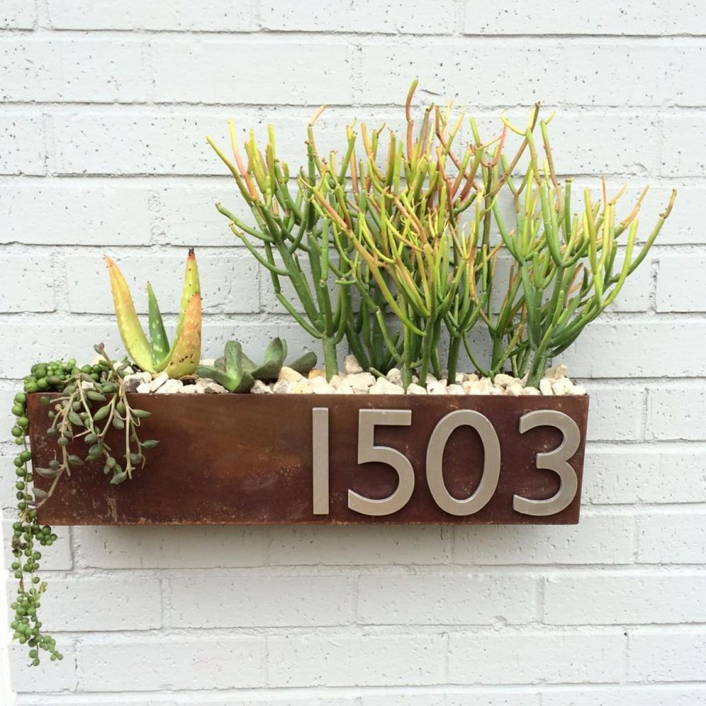 address planter