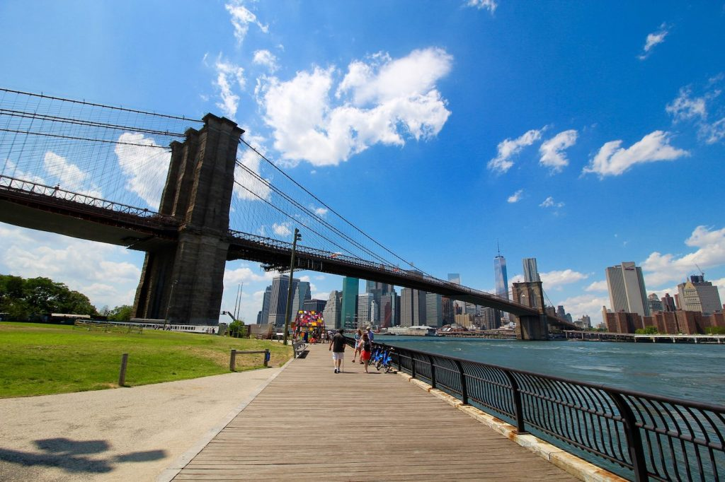 Brooklyn Bridge Park NYC