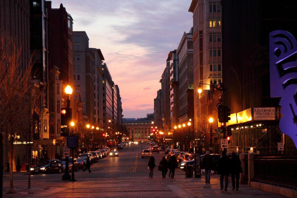 DC F Street